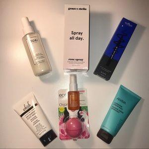 NWT skin & hair care bundle